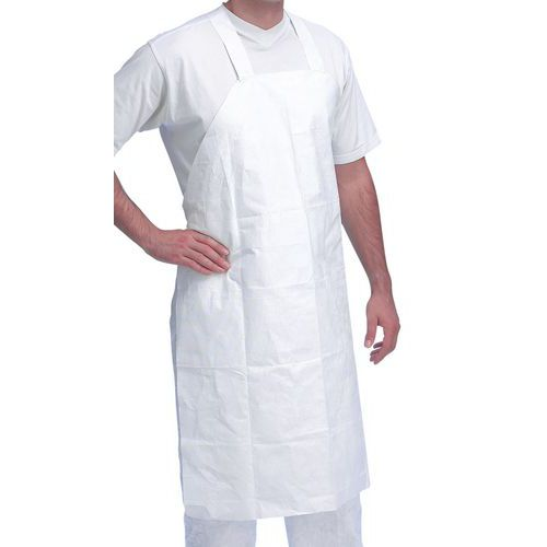 Tyvek®500 disposable apron