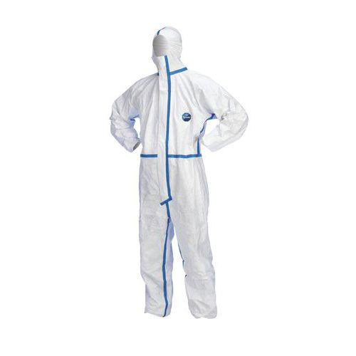 Tyvek® 600 Plus Disposable Coverall