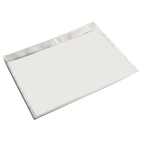 Document wallet - White Kraft paper - Print-free