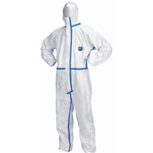 Classic Plus Coverall- Tyvek®- Pack of 5