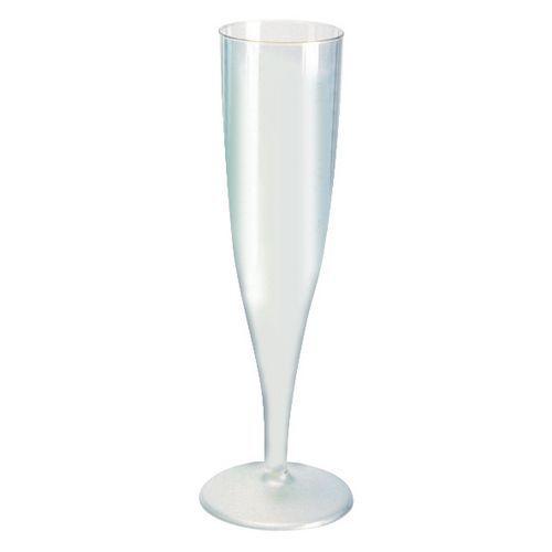 Champagne glass - Plastic