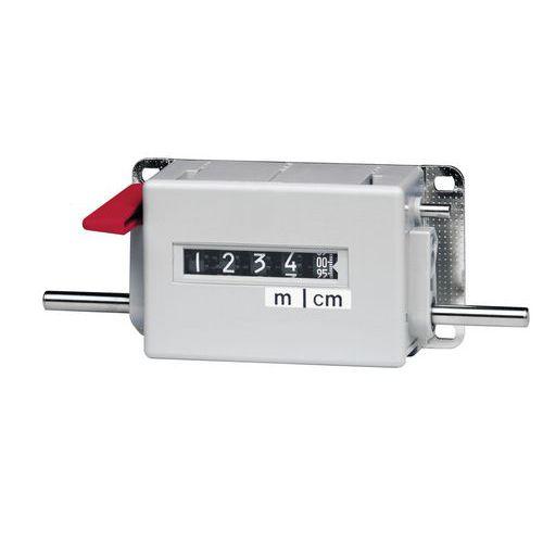 Measuring counter - For Ø 50 cm wheel - Direction 1