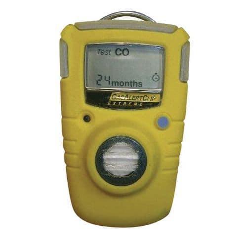 CO clip carbon monoxide detector