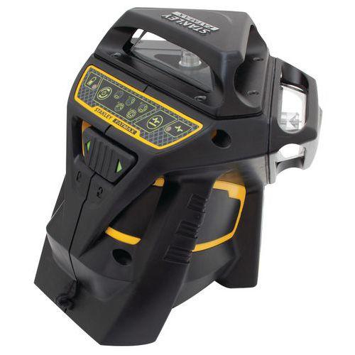 Multi-line laser level X3G-360° — green - Stanley