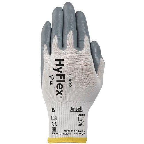 HyFlex® 11-800 foam gloves