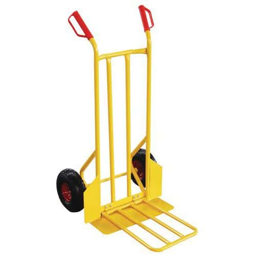 Sack Truck with Folding Toe 250kg