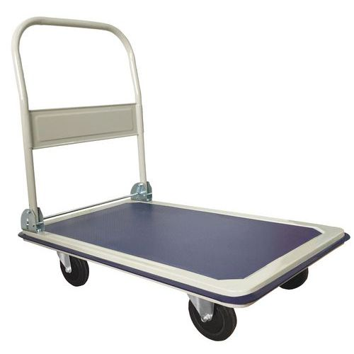 Steel Platform Trolley - Manutan