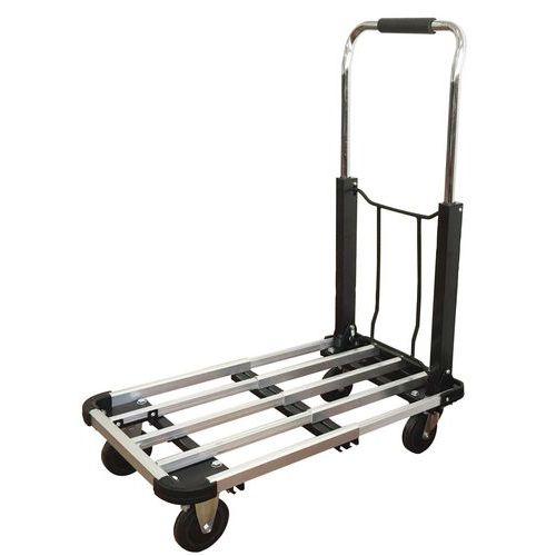 Telescopic Aluminium Folding Trolley - 150kg