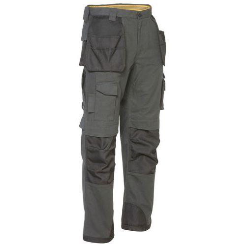 Trademark SLIM work trousers - Grey