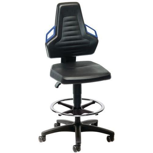 Ergoconfort vinyl chair