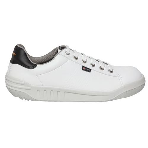 Jamma safety shoes S3 SRC - White