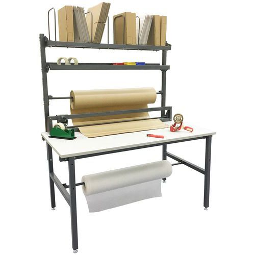 Complete wrapping table - Manutan