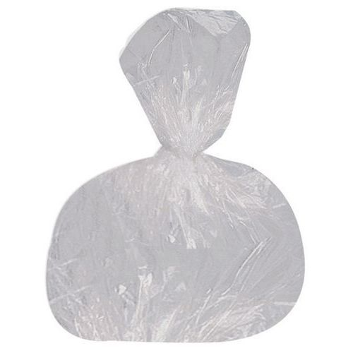 Polyethylene bags with flat base - 20µm - Box of 1000