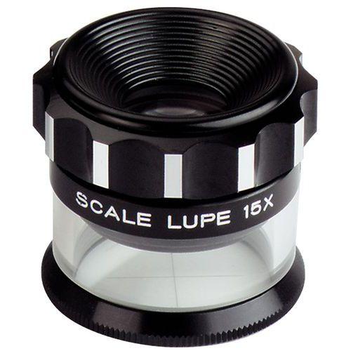 PEAK precision microloupe - Magnification 15x