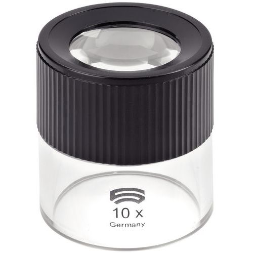Standing magnifying glass - Magnification 10x