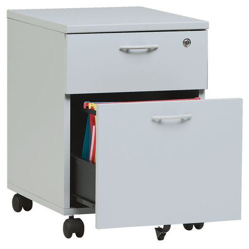Solo mobile filing cabinet
