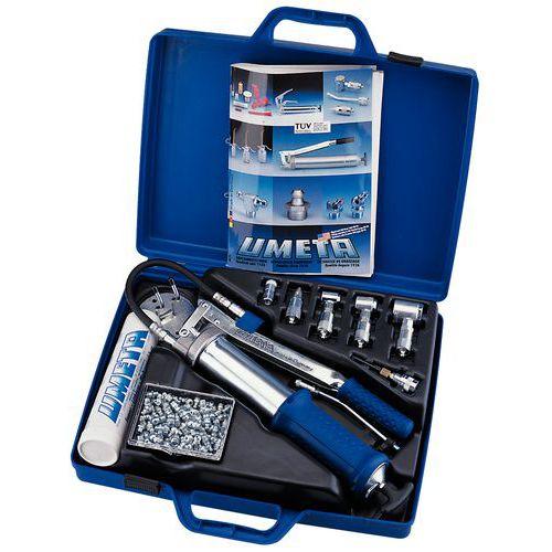 Twin Lock Ultra Set greasing case