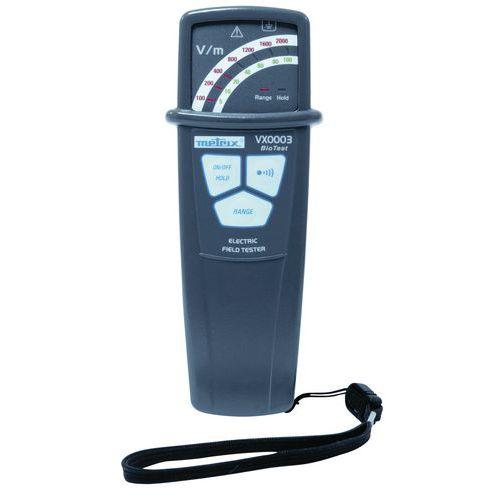 VX003 electromagnetic field meter