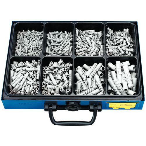 Case of nylon dowels - 720 pieces