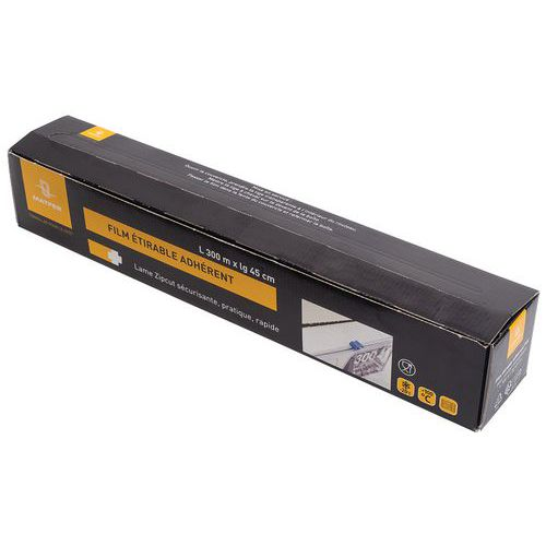 Food-grade stretch film - 300 m x 30 cm