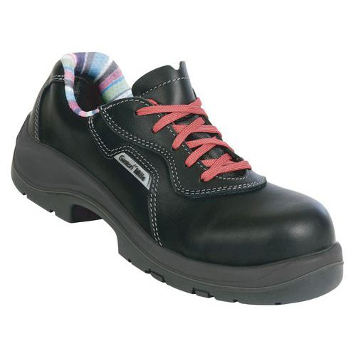 New Lady 1000 S3 SRC low safety shoes, black