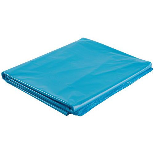HDPE bin bags for containers - 240L