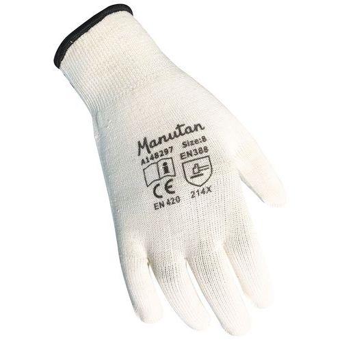 Cotton material handling gloves - Manutan