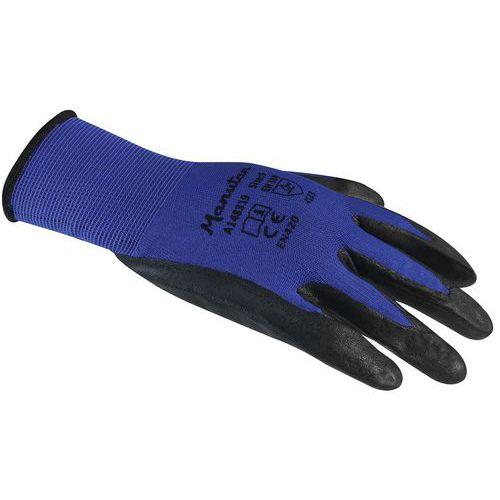 Handling Gloves With Nitrile Coating
