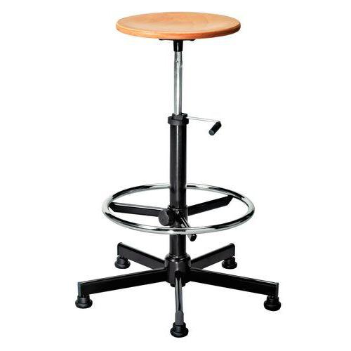Primo high workshop stool