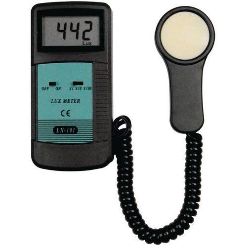 Digital light meter - Manutan