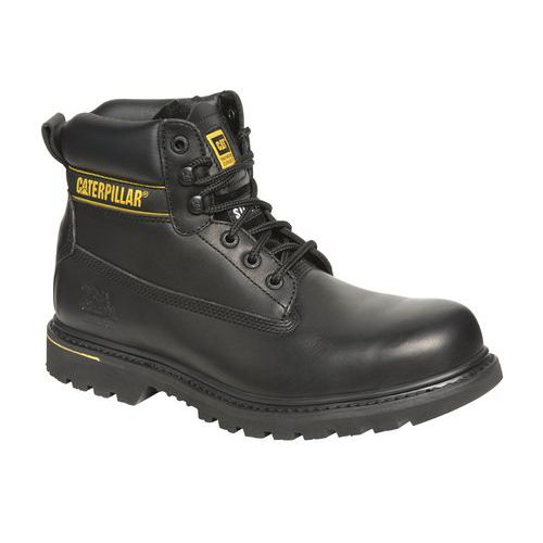 Holton S3 HRO SRC black safety shoes