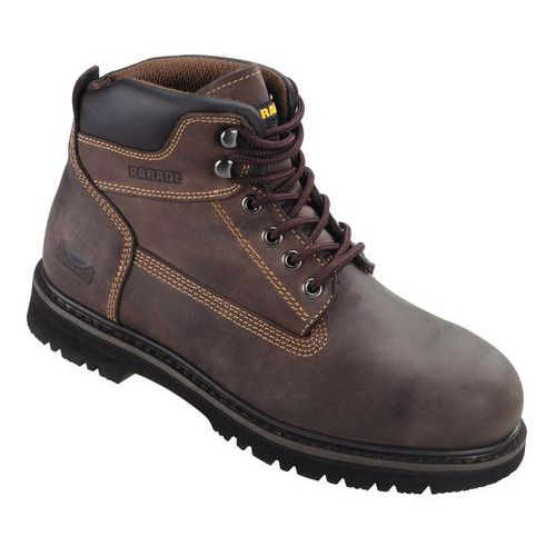 Truck safety shoes S3 HRO