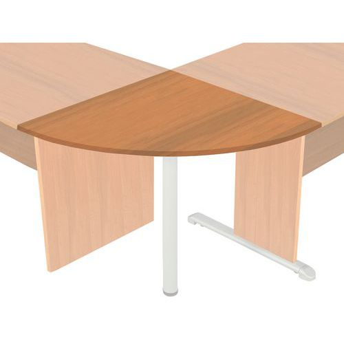 Solo 90° extension table