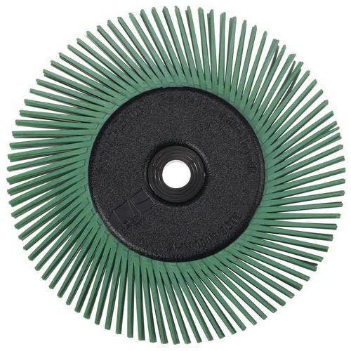 BB-ZB resin abrasive brush