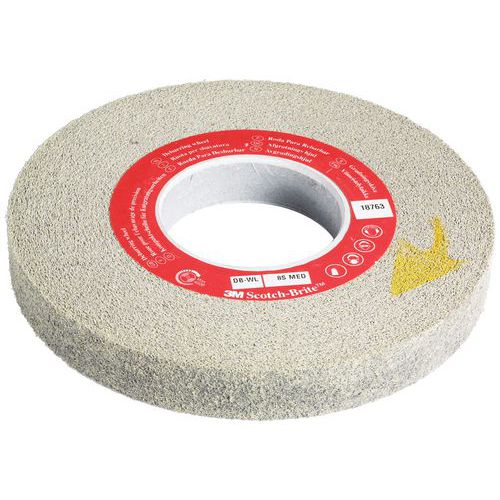 DB-WL coiled abrasive wheel