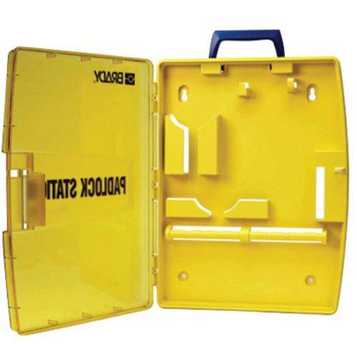 Padlock storage case