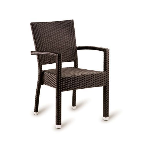 Stag Rattan Arm Chairs