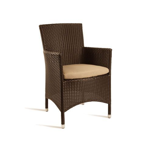 Premium Rattan Arm Chairs | Rattan Furniture | Manutan UK
