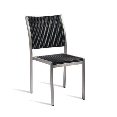 Sun Rattan Side Chair