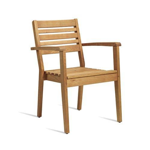 More Wooden Bistro Side Chair