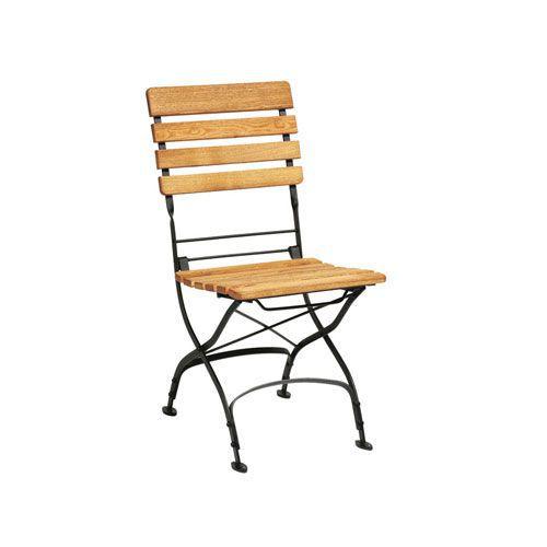 Arch Wooden Bistro Side Chair