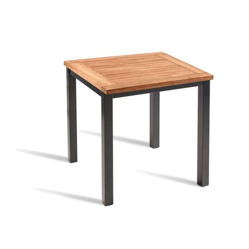 Boss Wooden Top Bistro Table