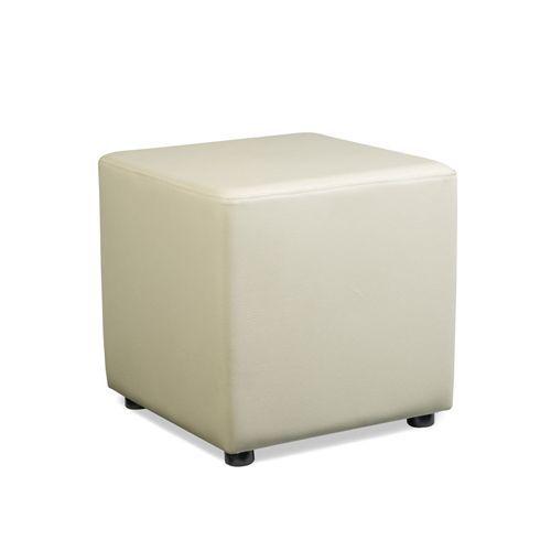 Terrific Faux Leather Cube Stools Ideal For Reception Areas Manutan Uk Creativecarmelina Interior Chair Design Creativecarmelinacom