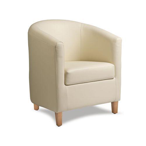 Stupendous Faux Leather Reception Tub Chairs Free Delivery Manutan Uk Machost Co Dining Chair Design Ideas Machostcouk