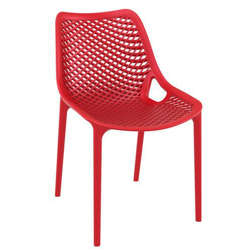Colourful Spring Mesh Side Chair