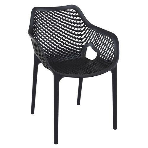 Colourful Spring Mesh Arm Chair