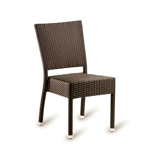 Stag Rattan Side Chairs