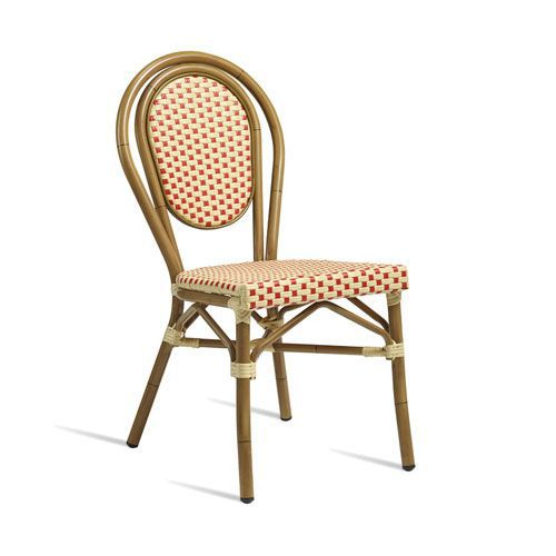 Time Rattan Cafe Chairs