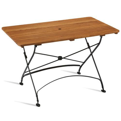 Arch Wooden Bistro Tables