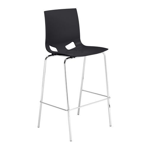 Gloss Effect Bistro Stool